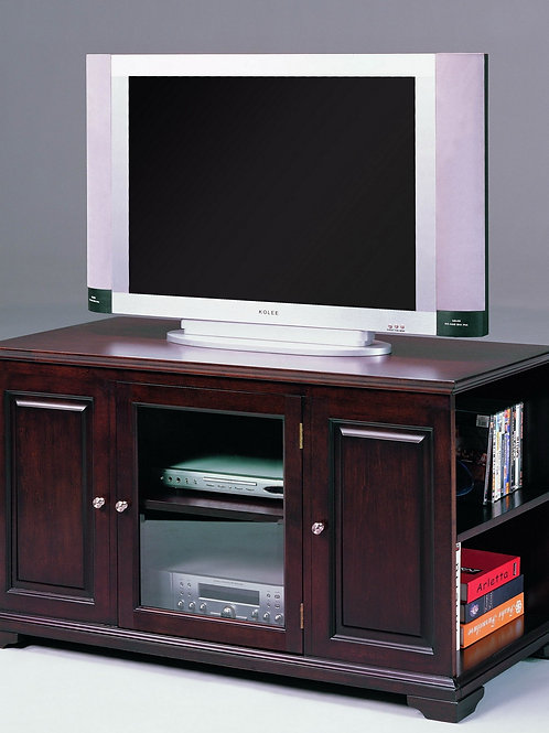 Harris Marble Expresso TV Chest 48""