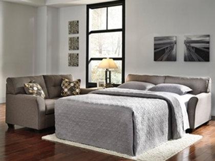 Tibbee Slate Full sleeper sofa