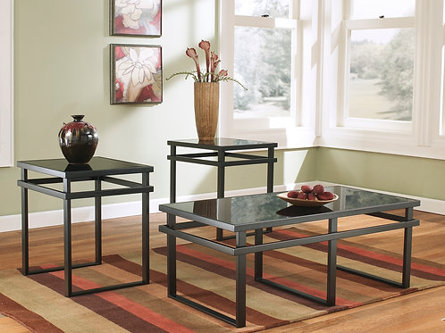Laney Coffee/End Table Set