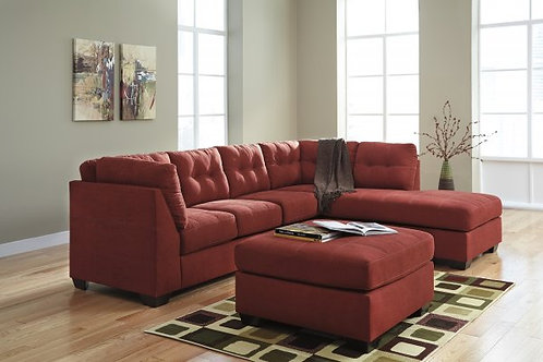 Ashley Fabric Sectional