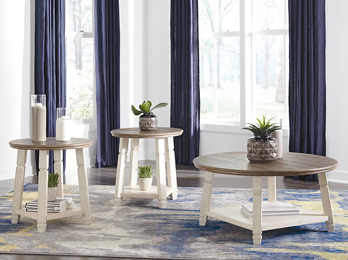 Bolanbrook Coffee/End Table Set