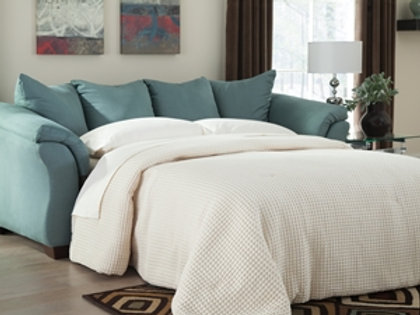 Darcy Sky Full Sleeper Sofa