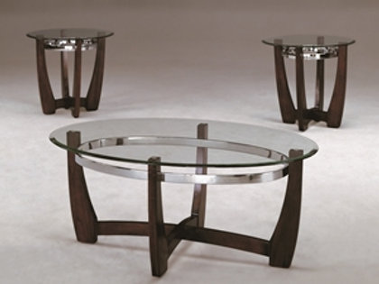 Mitchell 3 Pk Coffee/End Tables