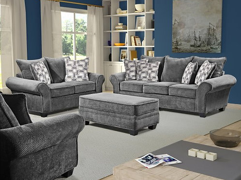 Artesia Sofa and Love seat set