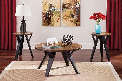 Ingel Coffee/End Table Set