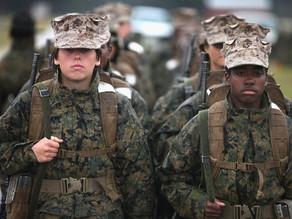 Historia de la mujer en las fuerzas armadas de los Estados Unidos