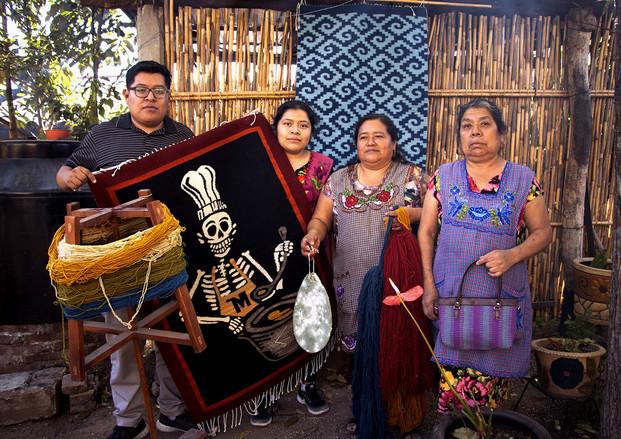 Eugenia Mendoza & Family