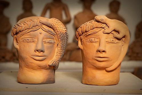 Women Flower Pots (2)