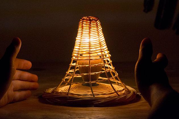 smaller world - desk lamp