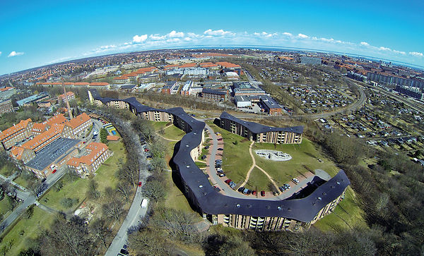 Copenhagen, Bispebjerg Bakke