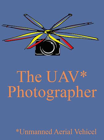 The UAV Photographer, forside, eng.jpg