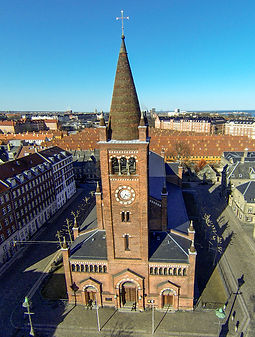 Sankt Pau Church, Copenhagen