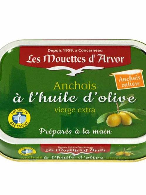 Les Mouettes d'Arvor Anchovies