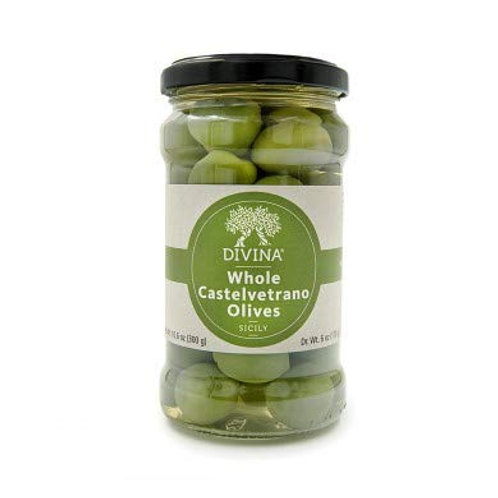 Divina Castelvetrano Olives, Pitted