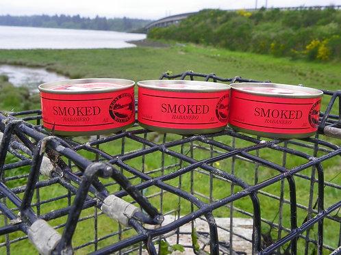Ekone Smoked Habanero Oysters