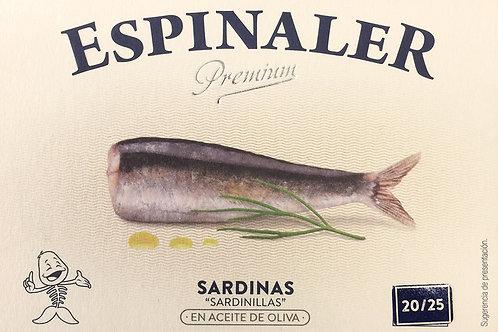 Espinaler Premium Baby Sardines