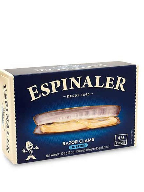 Espinaler Razor Clams