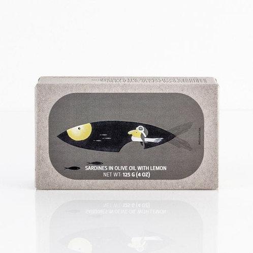 Jose Gourmet Sardines With Lemon