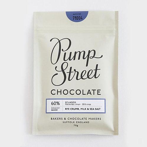 Pump Street Chocolate Rye Crumb