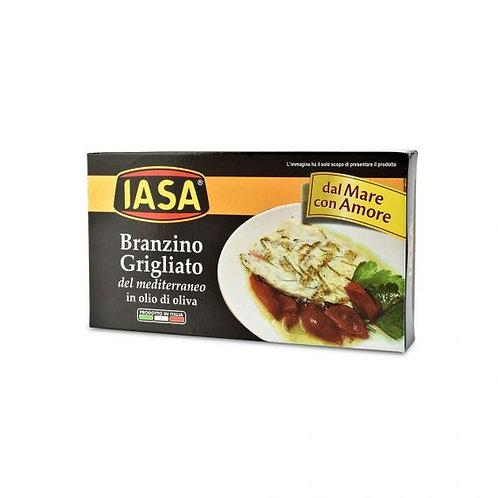 IASA Grilled Sea Bass