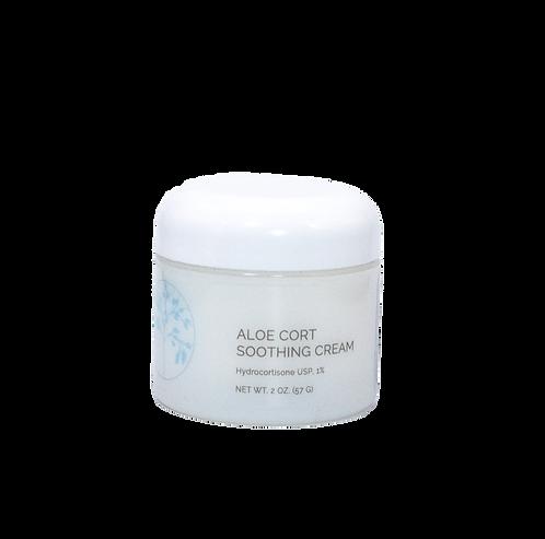 Aloe Cort Soothing Cream