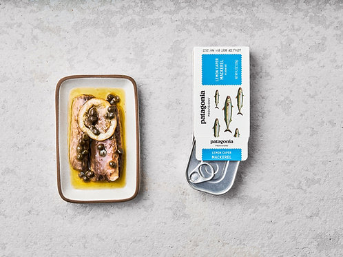 Patagonia Provisions Lemon Caper Mackerel