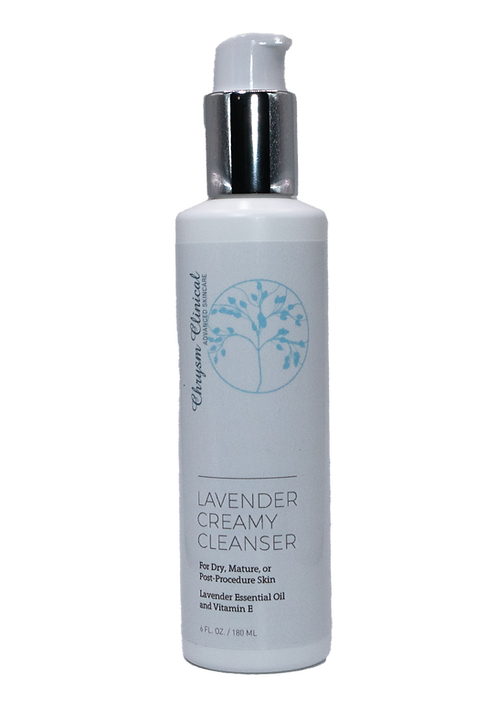 Lavender Creamy Cleanser