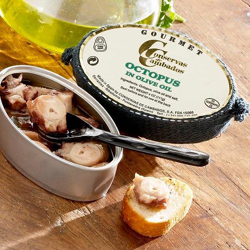 Conservas de Cambados Octopus in Olive Oil