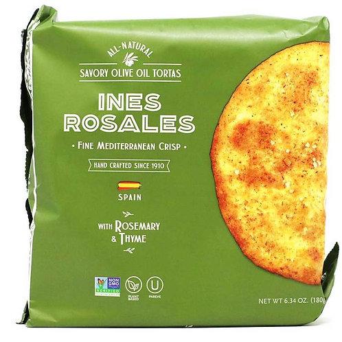 Ines Rosales Tortas Rosemary/Thyme