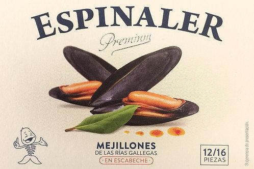 Espinaler Premium Mussels in Sauce