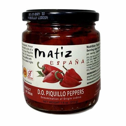 Matiz D.O. Piquillo Peppers