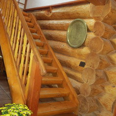 STAIRS TO THE SECOND FLOOR BEDROOMS