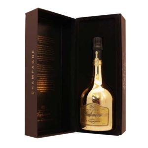Champagne Charles de Cazanove, Stradivarius Millesime 2009, Limited Edition med