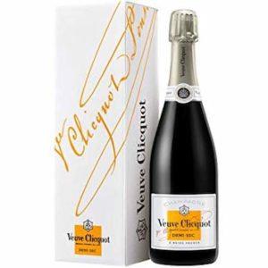 Champagne Veuve Cliquot White Label – Demi Sec