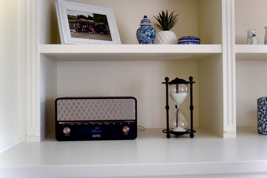 Custom Bookcase Abbortsford