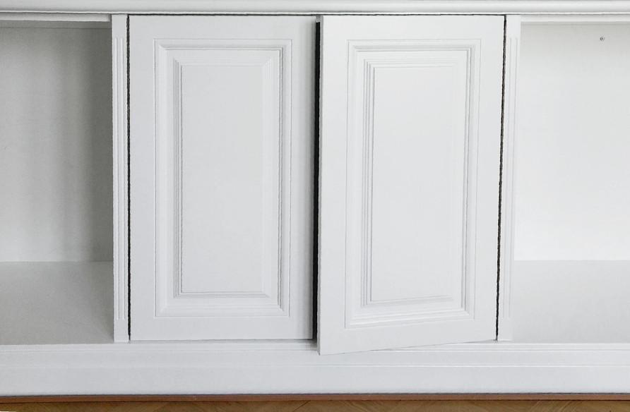 Custom Routed Door Panels