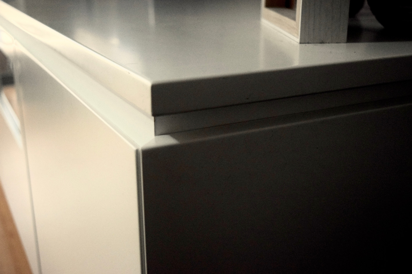 Mitre Joined Cabinetry