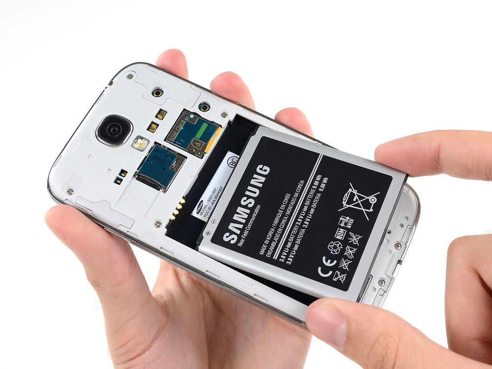 Samsung Battery Replacement