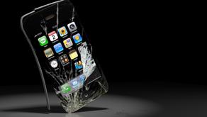 Three ways people often break their phones