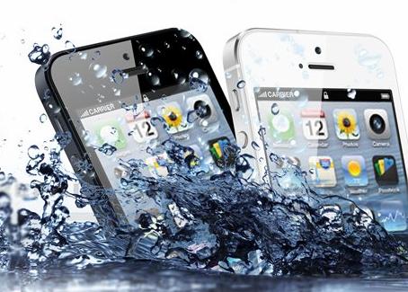 Waterproof phones really waterproof?