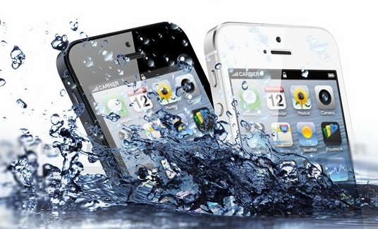 water damage iPhone vancouver