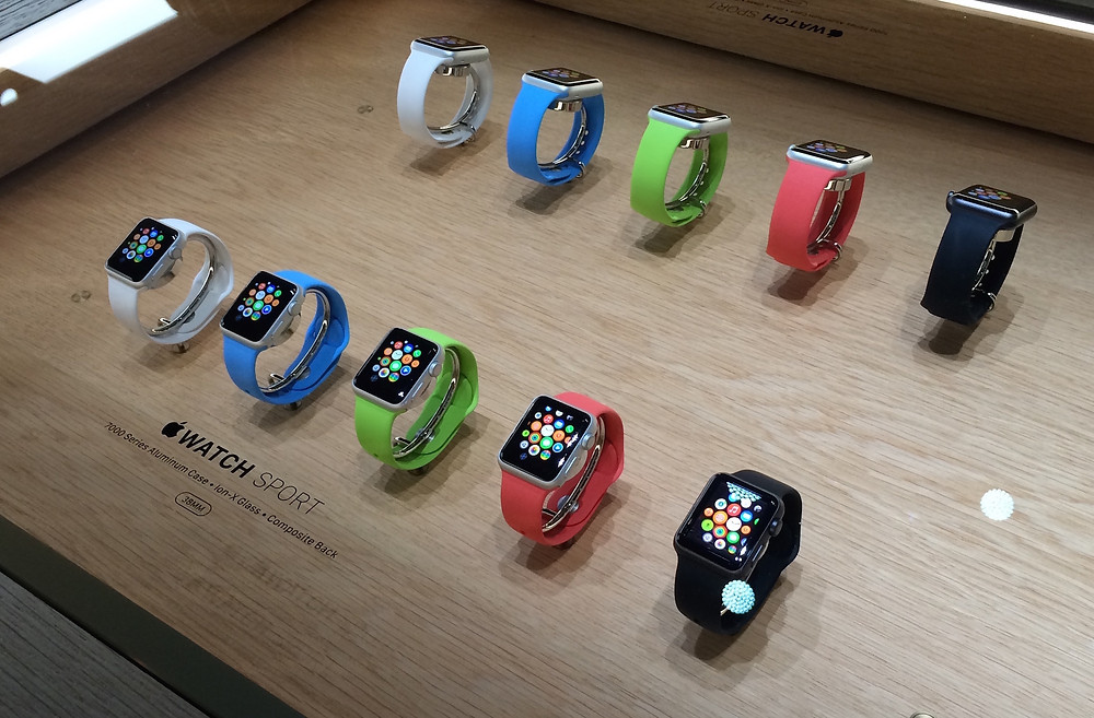 Apple Watch Vancouver