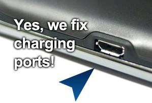 charging port repair Vancouver