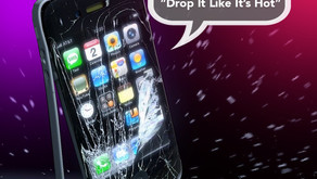 Cracked Phone Chronicles - Share To Win