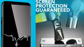 LIQUID GLASS Screen Protection - Now Available @ Cell Clinic