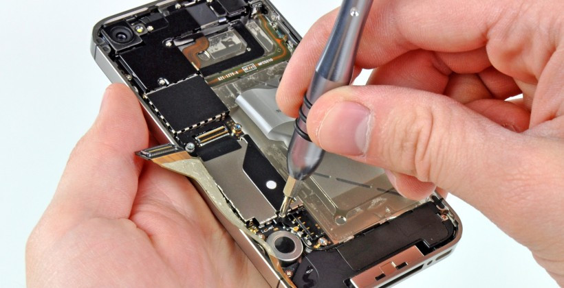 Fix iPhone yourself