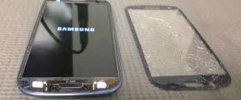 Glass Only Replacement for the Samsung Galaxy Screen Repair