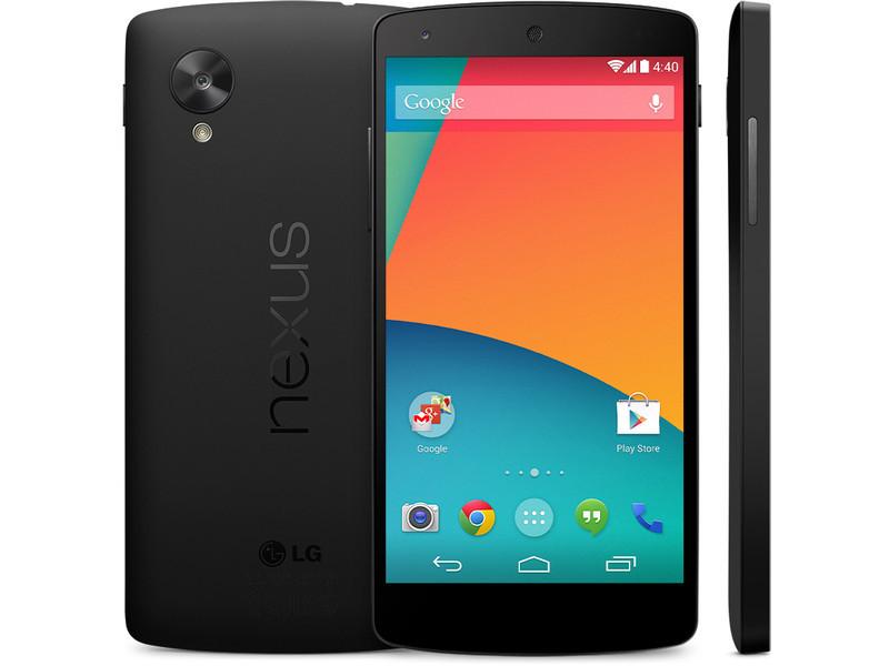 LG Nexus 5 Vancouver