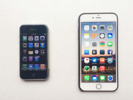 Is the iPhone 6 plus too big