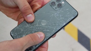 How to replace the back glass of an iPhone, without a laser.